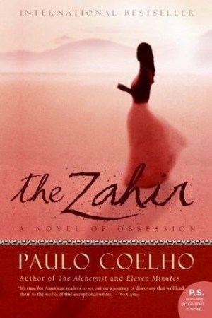 Reading books The Zahir