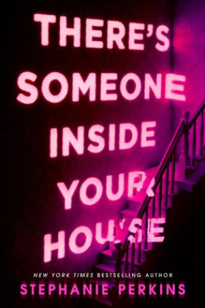 Reading books There's Someone Inside Your House