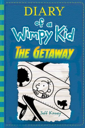 Reading books The Getaway (Diary of a Wimpy Kid #12)