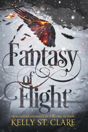 Reading books Fantasy of Flight