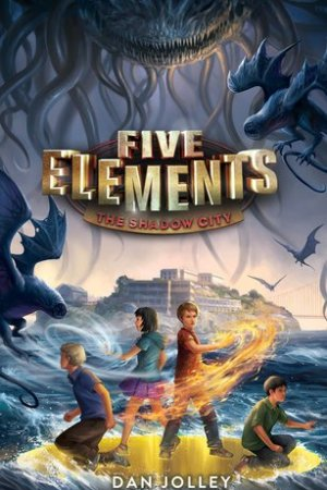 Reading books The Shadow City (Five Elements #2)