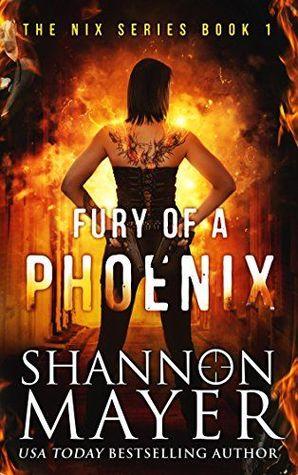 Fury of a Phoenix (Nix, #1)