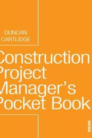 Reading books Construction Project Manager's Pocket Book