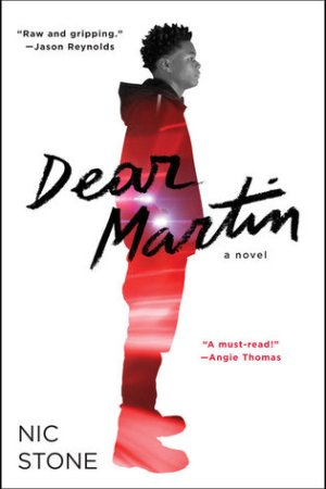 Reading books Dear Martin