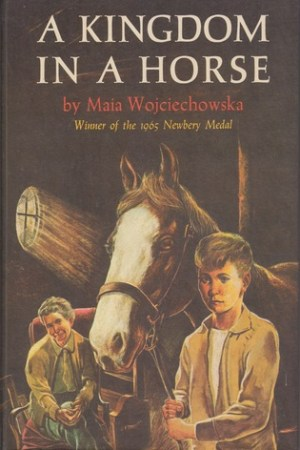 Reading books A Kingdom in a Horse