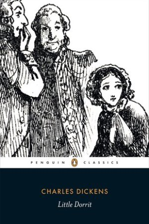 Reading books Little Dorrit