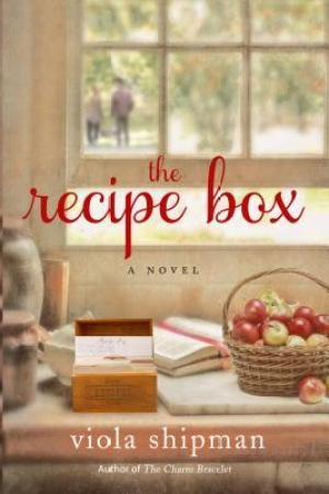 Reading books The Recipe Box