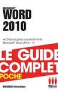 Download Word 2010 pdf / epub books