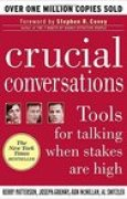Download Crucial Conversations: Tools for Talking When Stakes Are High books