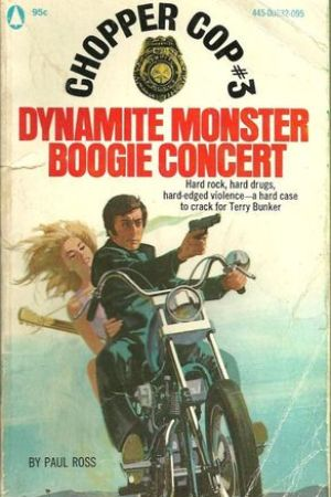 Reading books Dynamite Monster Boogie Concert (Chopper Cop, #3)
