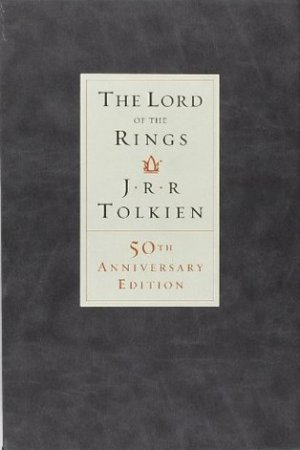 Reading books The Lord of the Rings (The Lord of the Rings, #1-3)
