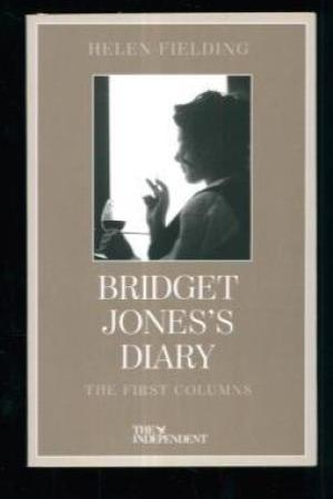 Reading books Bridget Jones's Diary: The First Columns