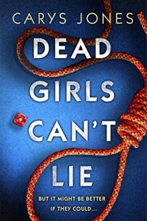 Reading books Dead Girls Can't Lie