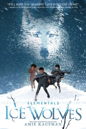 read online Ice Wolves (Elementals, #1)