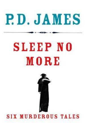 Reading books Sleep No More: Six Murderous Tales