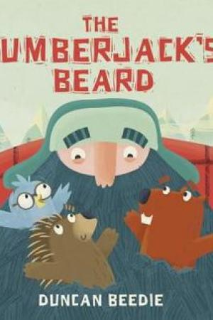 Reading books The Lumberjack's Beard