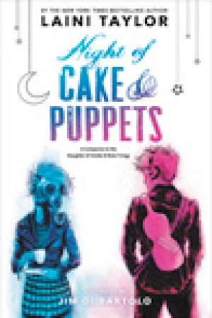 read online Night of Cake & Puppets (Daughter of Smoke & Bone, #2.5)