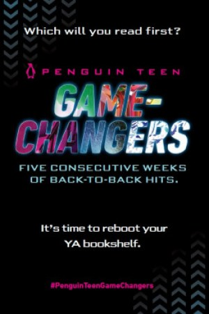 Reading books Penguin Teen Game-Changers