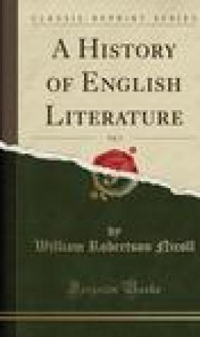 A History of English Literature, Vol. 3