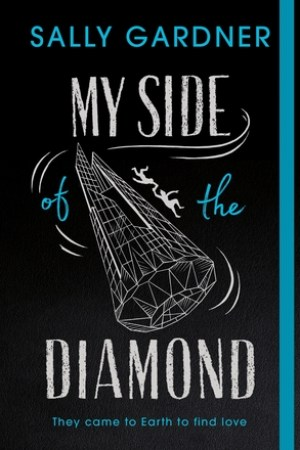 Reading books My Side of the Diamond