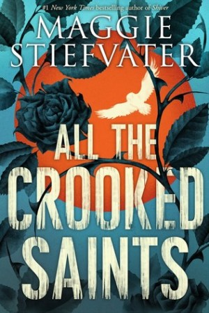 Reading books All the Crooked Saints