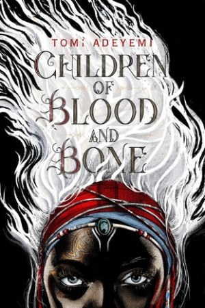 Reading books Children of Blood and Bone
