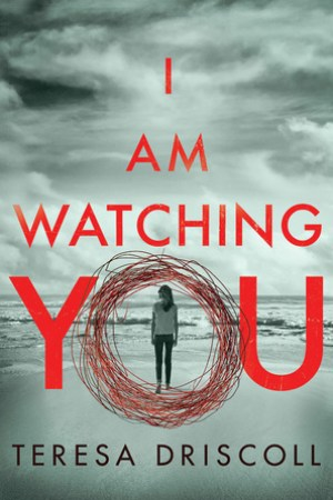 Reading books I Am Watching You