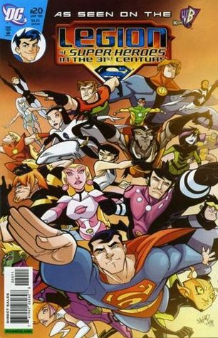 Not the End (Legion of Super-Heroes in the 31st Century, #14-20)