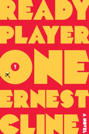 Reading books Ready Player One