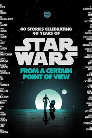 Reading books From a Certain Point of View (Star Wars)