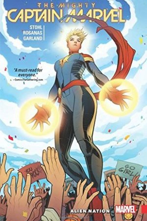 Reading books The Mighty Captain Marvel, Vol. 1: Alien Nation