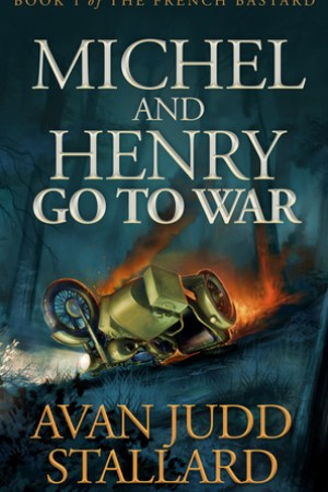 Reading books Michel and Henry Go to War (The French Bastard, #1)