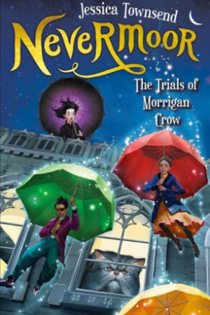 Reading books Nevermoor: The Trials of Morrigan Crow (Nevermoor, #1)