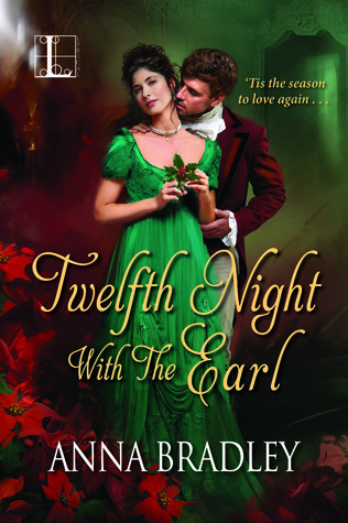 Twelfth Night with the Earl (The Sutherland Sisters, #3)