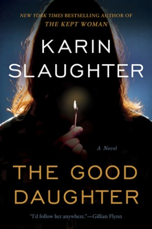 Reading books The Good Daughter