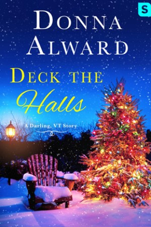 Reading books Deck the Halls (Darling, VT)