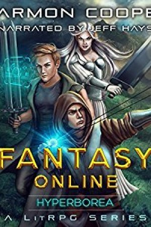 Reading books Fantasy Online: Hyperborea