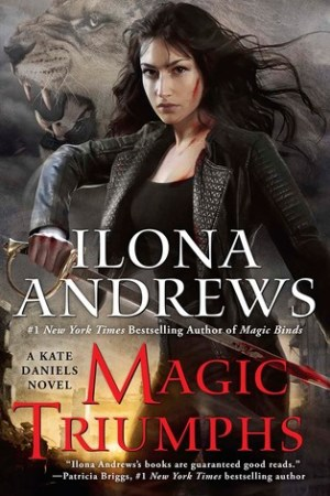 Reading books Magic Triumphs (Kate Daniels, #10)