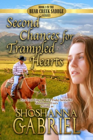Reading books Second Chances for Trampled Hearts: Sweet Inspirational Cowboy Romance (The Bear Creek Saddle Series Book 1)