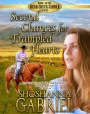 Second Chances for Trampled Hearts: Sweet Inspirational Cowboy Romance (The Bear Creek Saddle Series Book 1)