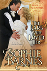 The Earl Who Loved Her (The Honorable Scoundrels, #2)