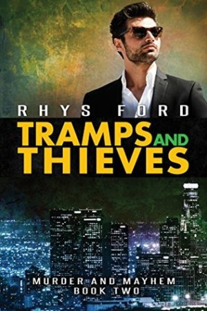Reading books Tramps and Thieves (Murder and Mayhem, #2)