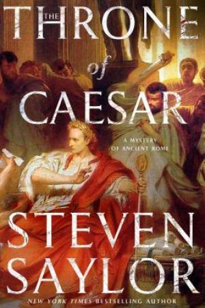 read online The Throne of Caesar: A Mystery of Ancient Rome