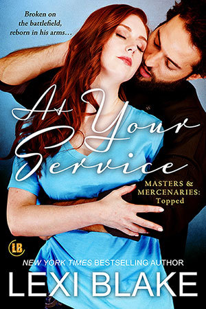 Reading books At Your Service (Masters and Mercenaries, #14.5; Topped, #4)