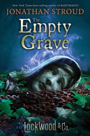 Reading books The Empty Grave (Lockwood & Co., #5)
