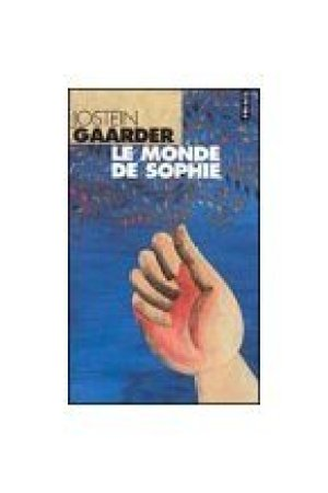 Reading books le monde de sophie en francais