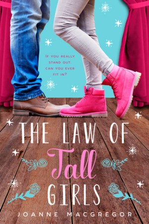 Reading books The Law of Tall Girls