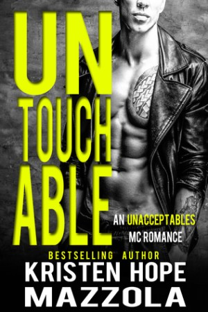 Reading books Untouchable (Unacceptables MC, #4)