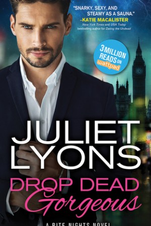 Reading books Drop Dead Gorgeous (Bite Nights, #2)
