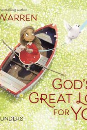 Reading books God's Great Love for You
